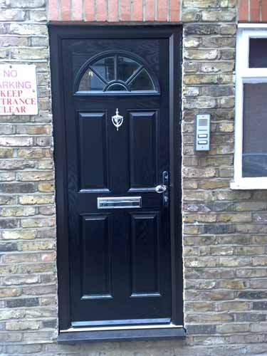 UPVC & Composite Front Doors in Surrey, London, Berkshire