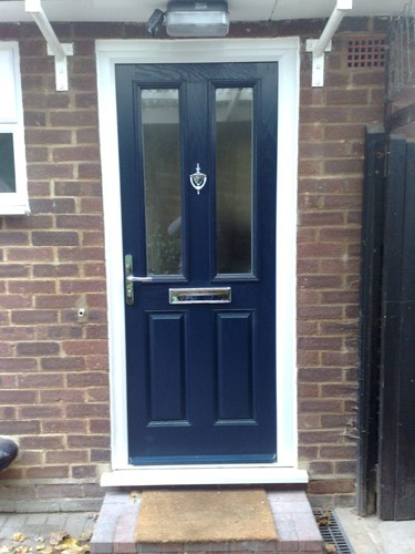 Upvc composite front doors in surrey london berkshire for Upvc front doors