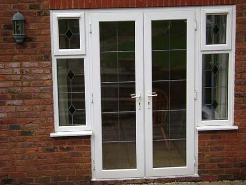 Upvc double glazed patio doors in surrey london berkshire for Double glazed upvc patio doors
